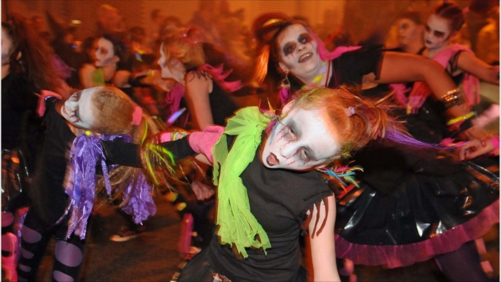 5 of the Spookiest International Festivals
